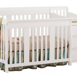 Stork Craft Portofino 4-IN-1 Fixed Side Convertible Crib and Changer and Changer Review