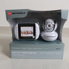 Motorola MBP33 Wireless Video Baby Monitor Review