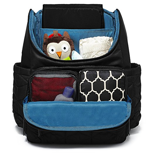 Skip Hop Forma Pack and Go Diaper Backpack
