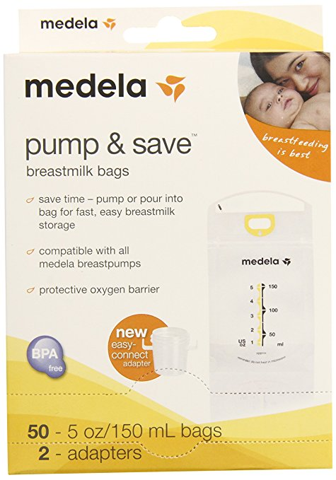 Medela Pump and Save