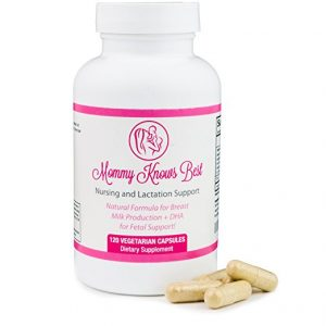 Mommy Knows Best Lactation Supplement