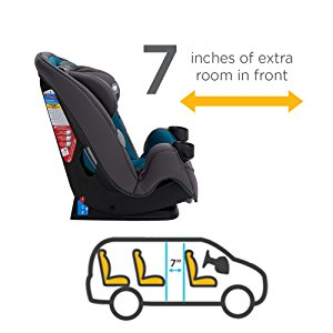 Safety 1st 3-in-1 leg room