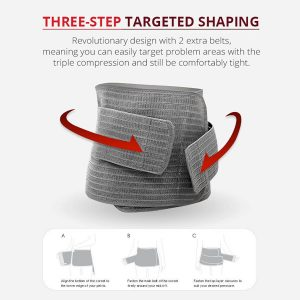 Mamaway three step targeted shaping