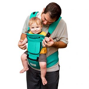 BabySteps Ergonomic Baby Carrier