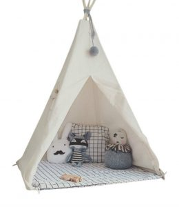 Little Dove Kid's Foldable Teepee