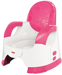 Fisher-Price Custom Comfort Potty Training Chair
