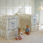 twin baby cribs