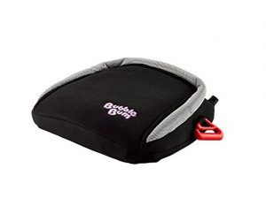 BubbleBum Backless Inflatable Travel Booster Car Seat