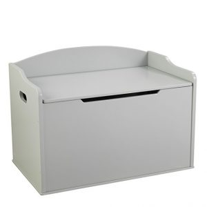 KidKraft Austin Toy Box Grey