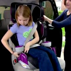 The Best and Safest Booster Seats of 2018