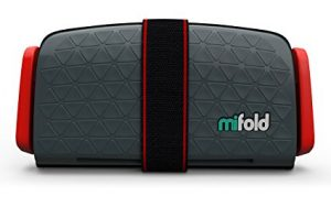 mifold Grab-n-Go Car Booster Seat