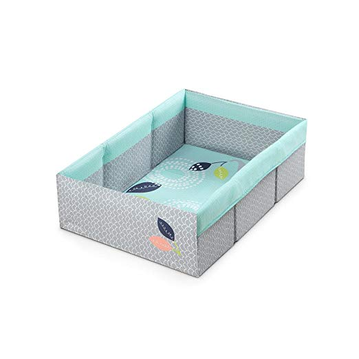 Ingenuity 2-in-1 Travel Bed and Play Mat