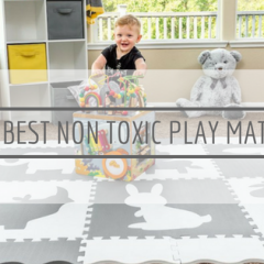 The Best Non Toxic Play Mat for A Safe & Fun Play