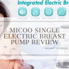 Micoo Single Breast Pump