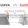 Lotus vs BabyBjorn Comparison