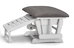 graco parker pull out nursing stool