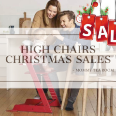High Chairs Christmas Sales